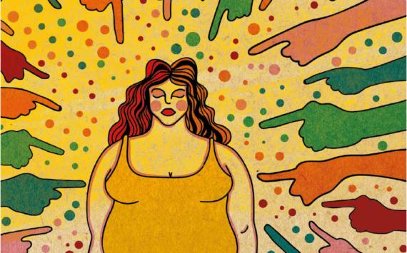 Veganismo gordofóbico e a cultura da dieta